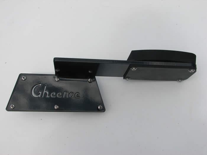 gheenoe trolling motor mount